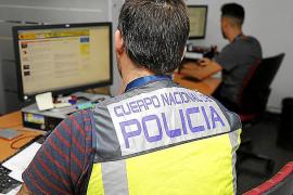 La policía rastrea el móvil del exvigilante de Es Pinaret que difundió un vídeo de zoofilia
