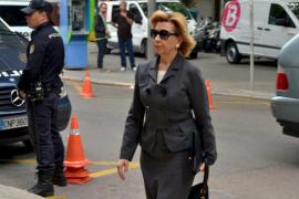"""Maria Antònia Munar, en el juicio: """"Nunca jamás entregué dinero a Miquel Nadal"""""""