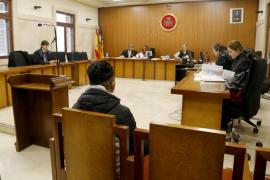 Condenado a dos años de cárcel por violar a su novia menor de edad en Palma