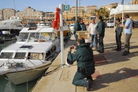 Dos embarcaciones que navegaban en aguas de El Toro colisionan