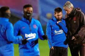 Ibiza se queda sin ver a Leo Messi