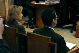 Munar y Nadal llevan su enfrentamiento personal y político ante el tribunal