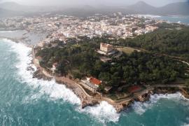 Los desastres del temporal en Mallorca, a vista de pájaro