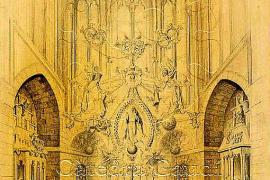 Los diseños más desconocidos de la Catedral de Mallorca