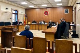 Dos años de cárcel para un octogenario por dejar tuerto a un hombre en Marratxí