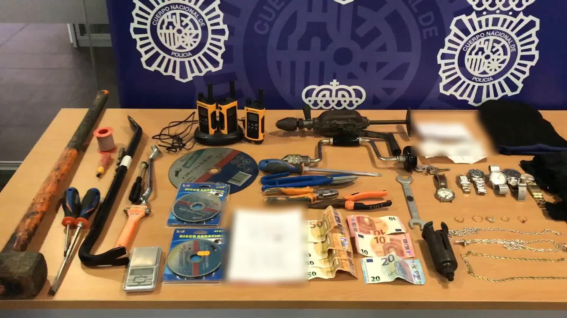 Detenidas tres personas por el robo de más de 22.000 euros en joyas en Ibiza
