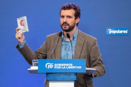 Casado exige a PSOE y Podemos depurar responsabilidades por los casos de explotación sexual a menores en Mallorca