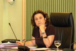 Fina Santiago explicará el martes en el Parlament los casos de explotación sexual de menores