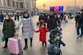 Unos 18 millones de personas están en cuarentena en China para contener el coronavirus