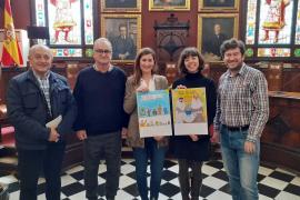 Cort anuncia los carteles ganadores de Sa Rua y Sa Rueta