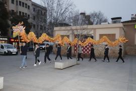 La comunidad oriental en Mallorca se prepara para celebrar el Nuevo Año Chino