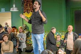 Empieza el festejo de 'Sant Antoni a Gràcia'