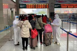 China «sella» 8 ciudades y cierra la Ciudad Prohibida de Pekín para combatir la propagación