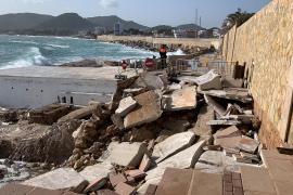 El PSIB pide ayudas a Europa para las zonas de Baleares afectadas por el temporal