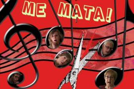 Estreno solidario de 'Aquesta sonata me mata!', de Ring-Ring Teatre, en Monti-Sion