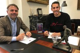 El Mallorca confirma la salida de Álex Alegría