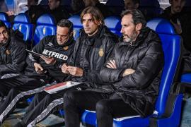 Moreno: «Ante la Real tenemos la oportunidad de seguir fuera del descenso»