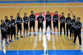 Test de altura del Palma Futsal