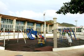 Sant Antoni denuncia el robo de las velas del parque infantil de Can Coix