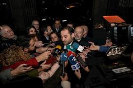 Ábalos dice que comunicó a Delcy Rodríguez que no podía pisar territorio español pero no sabe si lo hizo