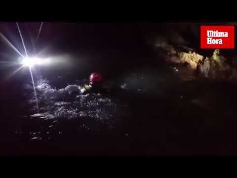 Falsa alarma en una cueva de Cala d'Or