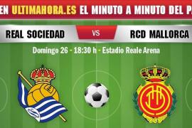 Así ha sido el Real Sociedad-Real Mallorca