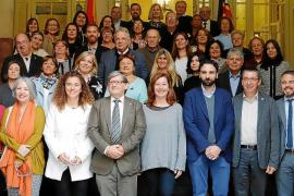 Las casas regionales de Baleares en el extranjero, preocupadas por el relevo generacional