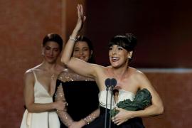 Belen Cuesta, Mejor actriz protagonista en los Goya por 'La trinchera infinita'