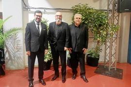 Antoni Noguera, Marcos Cabotá y Toni Bestard, de Mallorca a los Goya