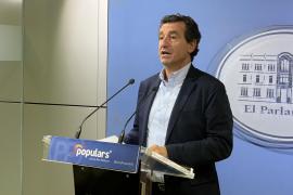 El PP pide explicaciones al delegado del Gobierno por la retirada del helicóptero