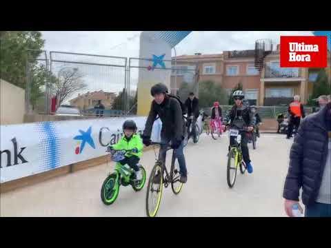 Tiempo apacible y buen ambiente en la Diada Ciclista