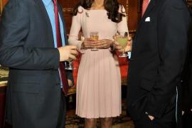 Enrique y Guillermo de Inglaterra con Catherine