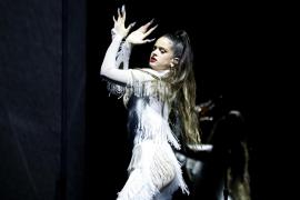 Rosalía inunda los Grammy de flamenco