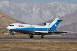 Un avión de pasajeros se estrella en el este de Afganistán