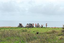 Investigan excursiones en motos de 'cross' entre Port des Canonge y Banyalbufar