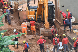 Las lluvias dejan en Brasil 45 muertos y 101 municipios en emergencia