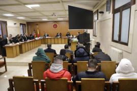 Cinco acusados confiesan que introdujeron en Mallorca grandes cantidades de cocaína desde Galicia