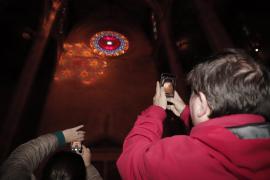 La Fiesta de la luz regresa a la Catedral de Mallorca