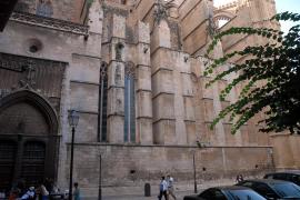 Receso de alabanza ecológica en la Catedral de Mallorca