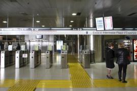 Detienen a un joven de 24 años por agredir a un vigilante de seguridad en la Estación Intermodal