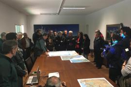Grande-Marlaska cuantifica en 16 millones los daños de la borrasca 'Gloria' en Baleares