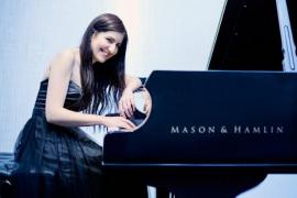 La pianista Paula Ríos acerca su música a Valldemossa