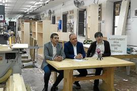 Se buscan jóvenes para aprendices de carpinteros