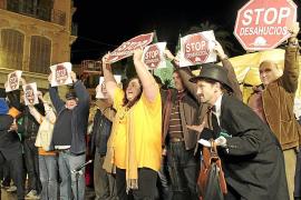 Cort denuncia la irresponsabilidad de los bancos ante la emergencia habitacional