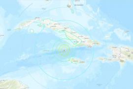 Alerta de tsunami por un terremoto de magnitud 7,7 frente a las costas de Cuba y Jamaica