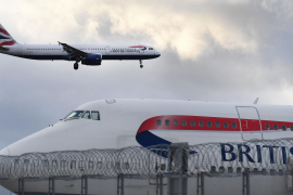 British Airways suspende los vuelos a China