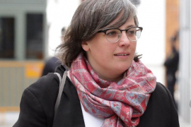 Mireia Boya (CUP) revela en un libro que sufre esclerosis múltiple