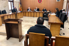 Condenado a dos años de cárcel por ofrecer dinero a un menor a cambio de sexo en Son Gotleu