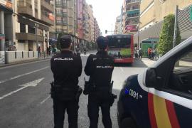 Detenidos por utilizar a sus hijas para cometer hurtos en Palma