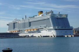 Bloqueado en Italia un crucero que hizo escala en Palma por un posible caso de coronavirus